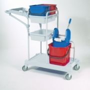 KitCart Base Model + Mopping System